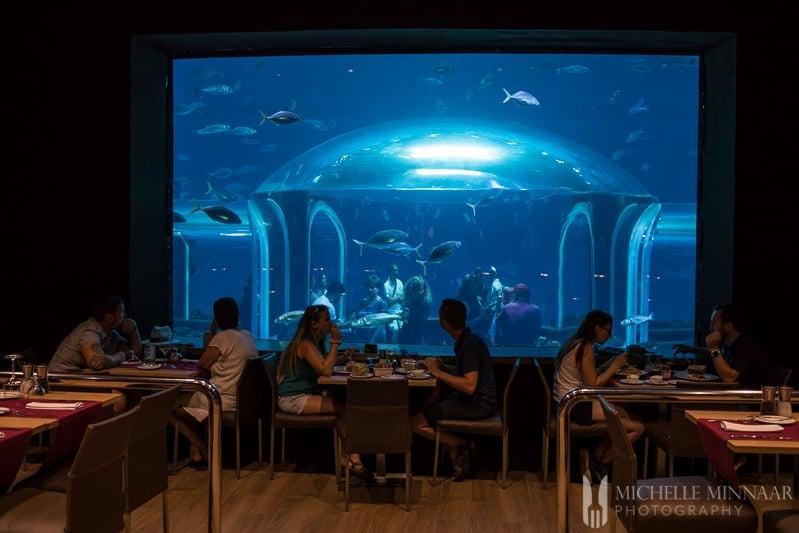 Restaurant Poema del mar