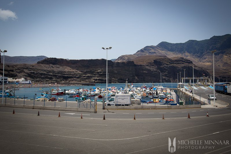 Harbour Canarian