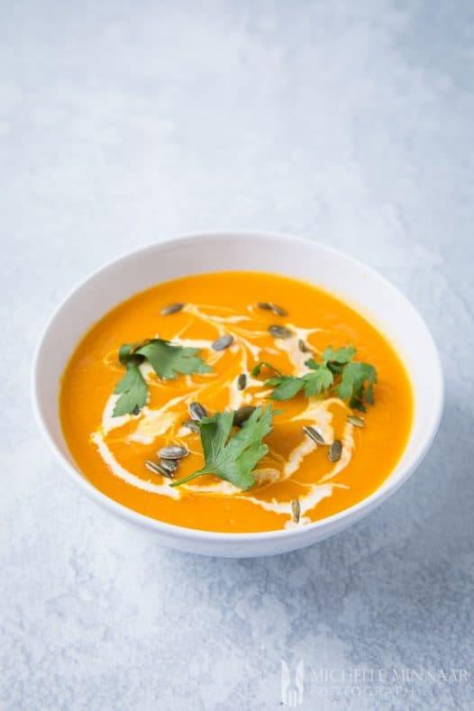 Sweetpotato Soup