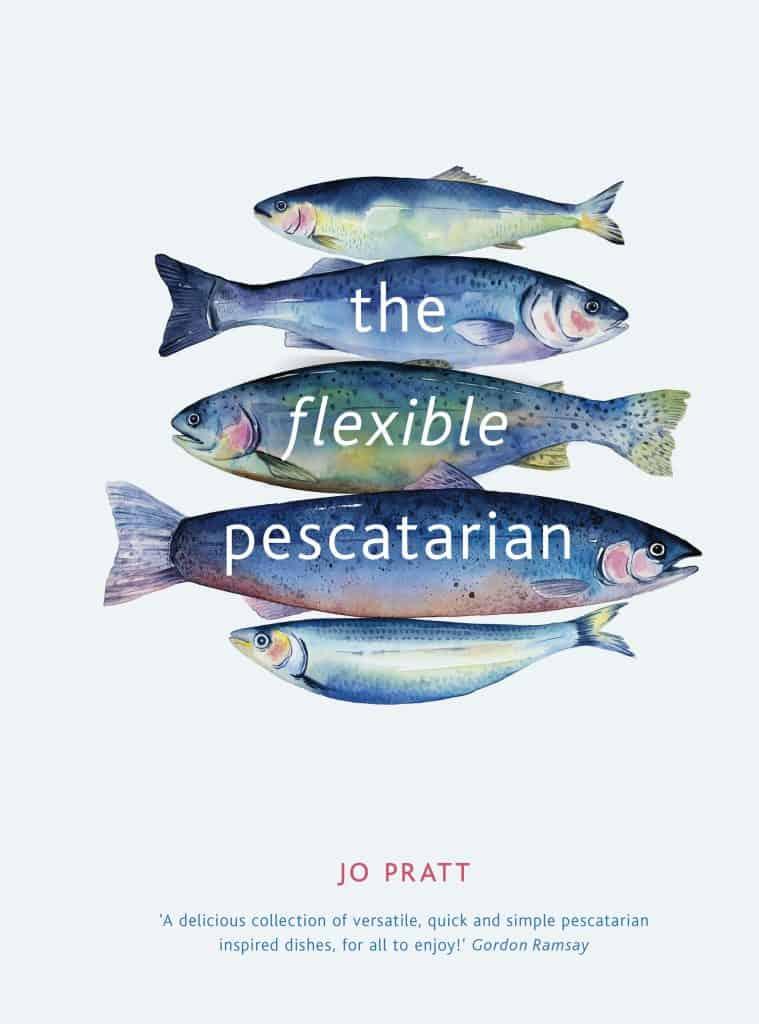 The Flexible Pescatarian cookbook cover