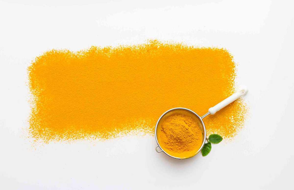 Turmeric mustard