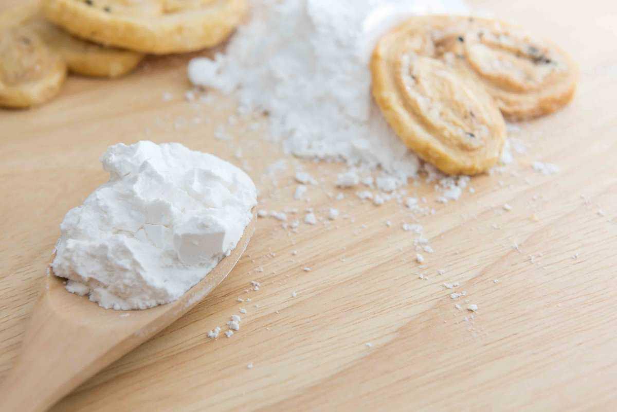 white tapioca flour