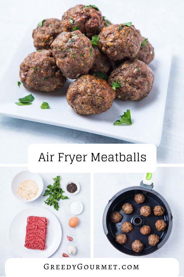 Make these delicious & juicy air fryer meatballs using your very own air fryer. This Scandinavian meatballs recipe is worth trying. Pair with a mash & jam.
