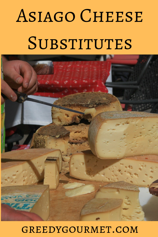 12 Asiago Cheese Substitutes