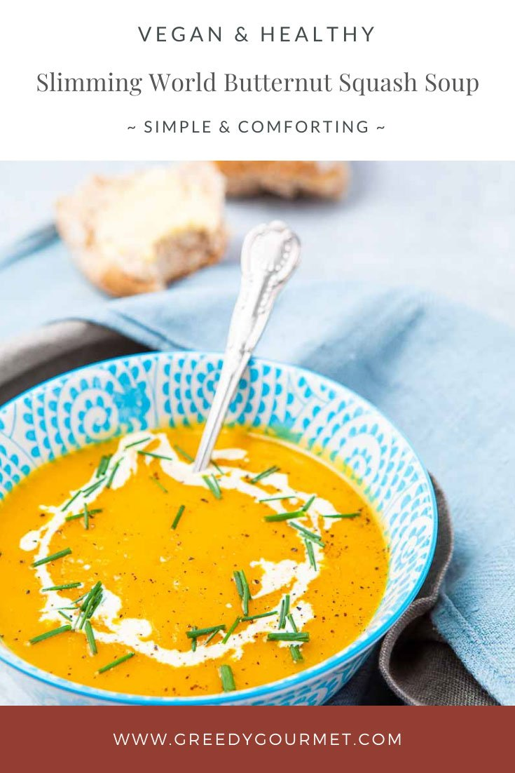 Slimming World Butternut Squash Soup Oh Yes It Is