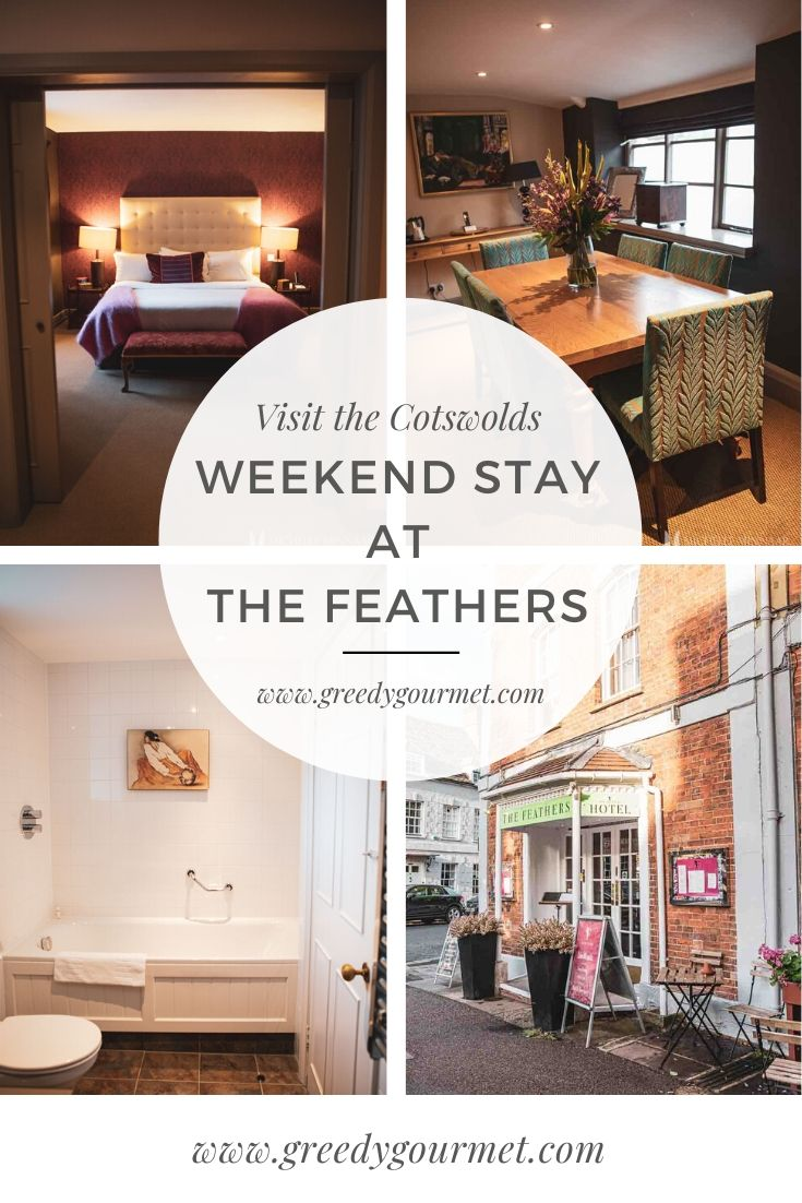 Weekend Stay at the Feathers