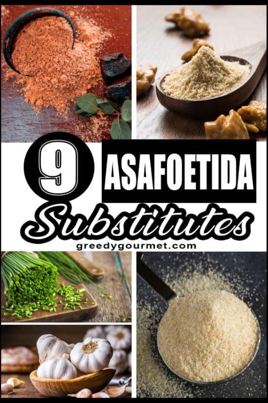 9 Asafoetida Substitutes