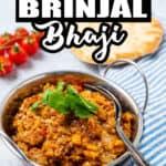 Brinjal Bhaji