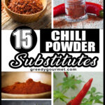 15 Chili Powder Substitutes