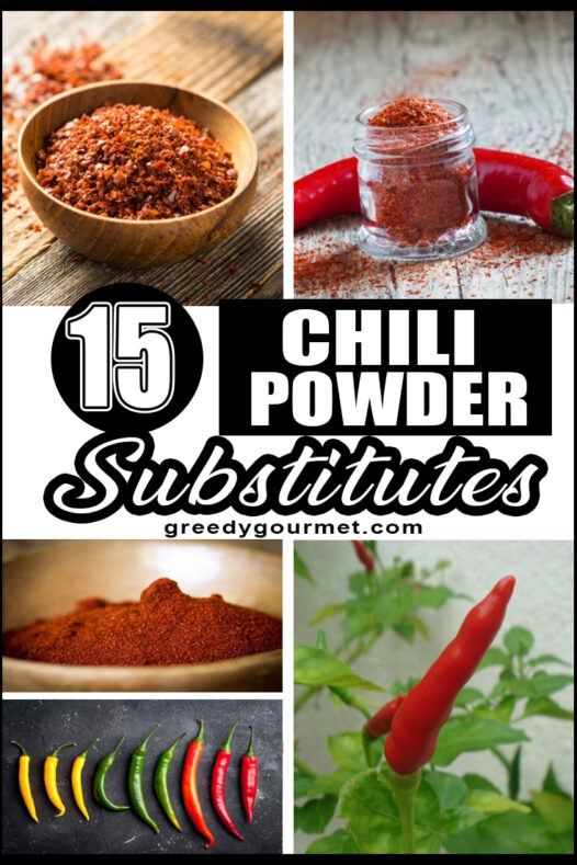 15 Chili Powder Substitutes