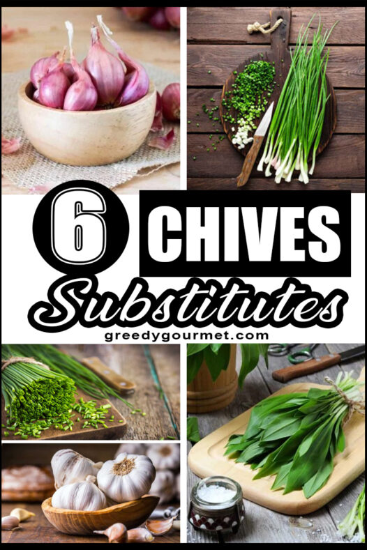 6 Chives Substitutes