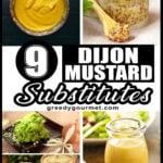 Dijon Mustard Substitutes