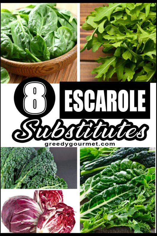 Escarole Substitutes