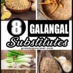8 Galangal Substitutes