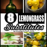 8 Lemongrass Substitutes