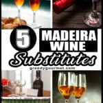 5 Madeira Wine Substitutes