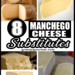 Manchego Cheese Substitutes