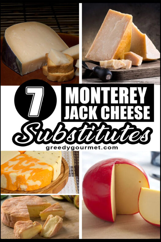 7 Monterey Jack Cheese Substitutes
