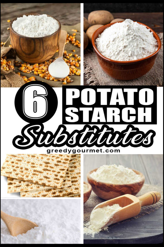 6 Potato Starch Substitutes