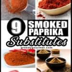 9 Smoked Paprika Substitutes