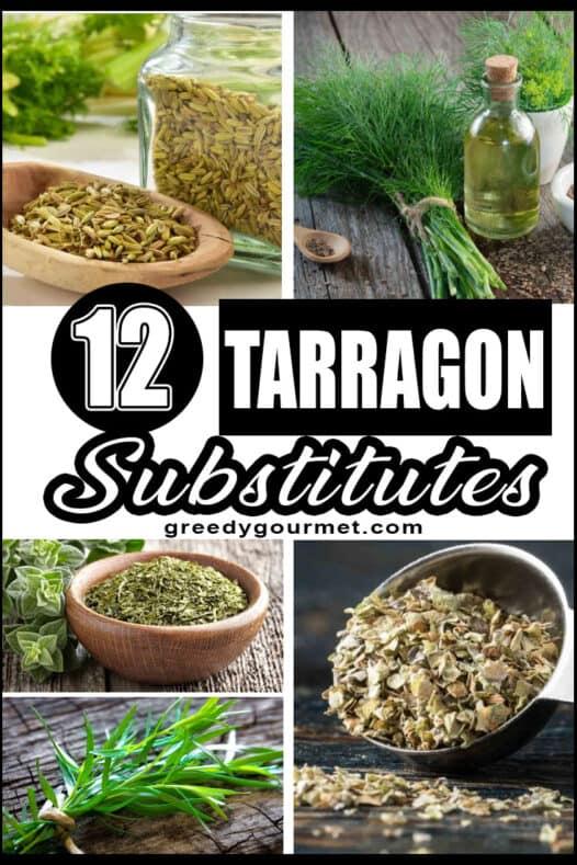 12 Tarragon Substitutes