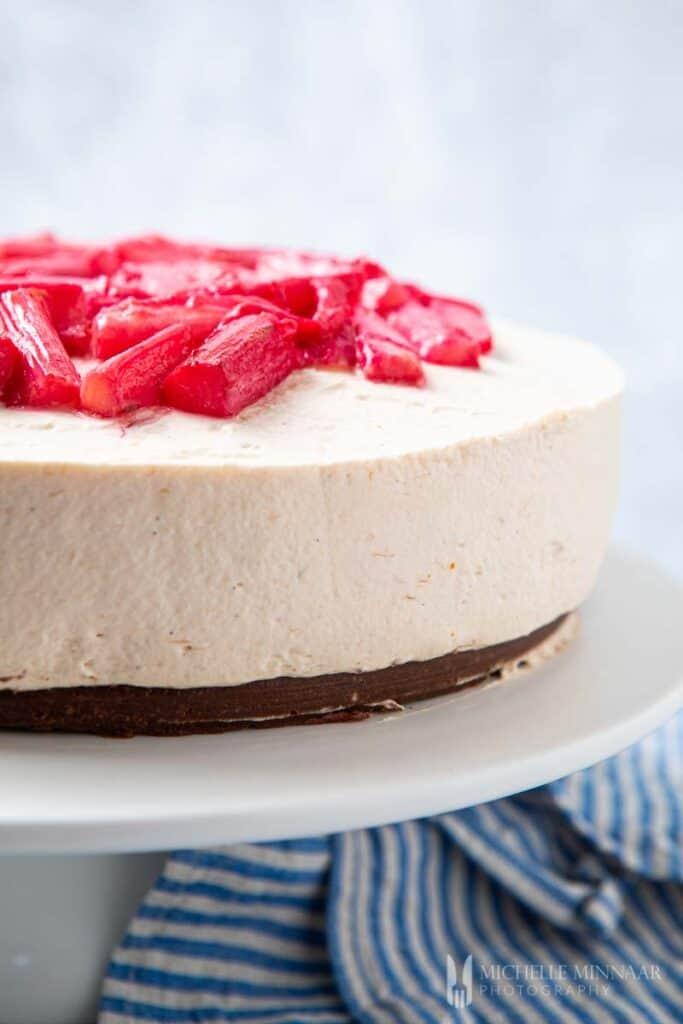 Full cheesecake