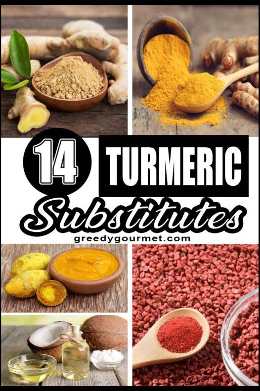 14 Turmeric Substitutes