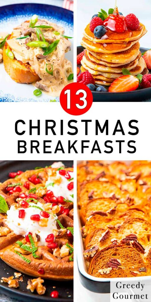 13 of the best Christmas Breakfasts