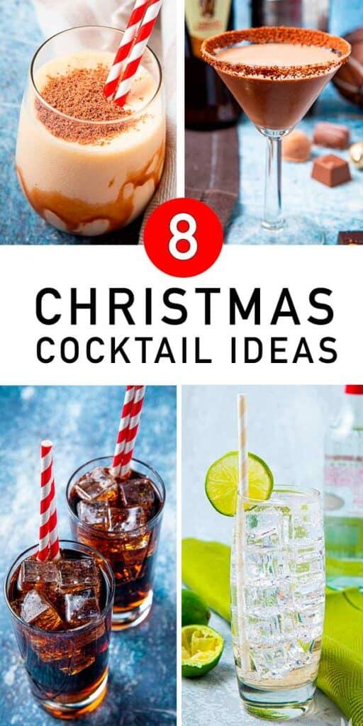 8 Christmas Cocktail Ideas