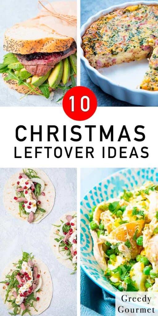 10 Christmas Leftover Ideas